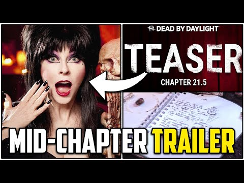 MID-CHAPTER 21.5 TEASER TRAILER! Major Clues For New Survivor! - Dead by Daylight