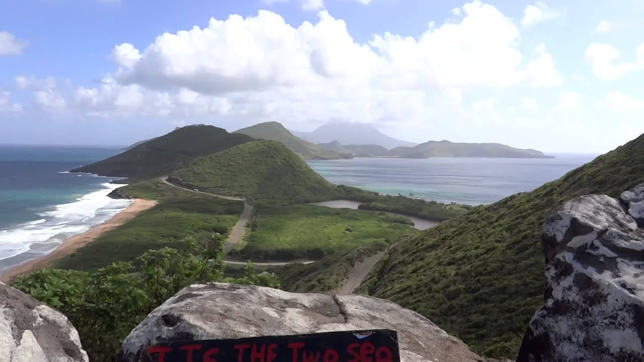 Timothy Hill, St Kitts - Peninsula Scenic Lookout Hd -6761