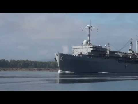 USS Emory S. Land (AS-39): 10-1-14