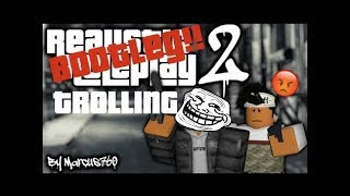 TROLLING en juegos BOOTLEG RRP2 [ROBLOX]
