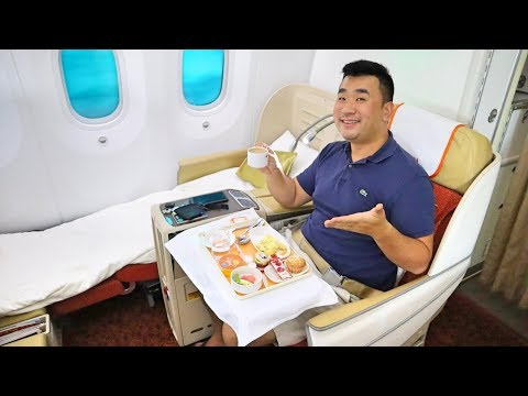 Air India Business Class Review. Are they really TERRIBLE?