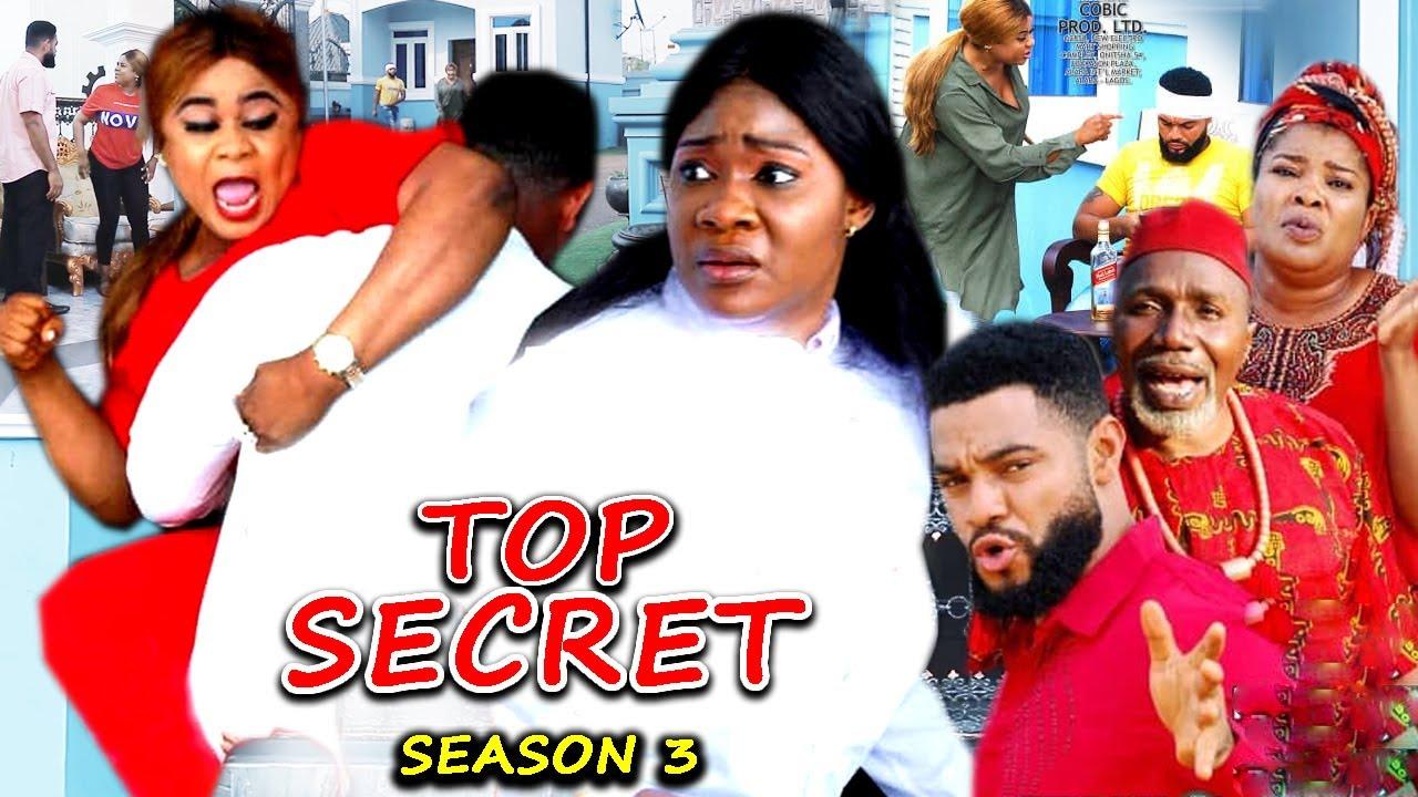 Download TOP SECRET SEASON 3 - Mercy Johnson 2020 Latest Nigerian Nollywood Movie Full HD | 1080p