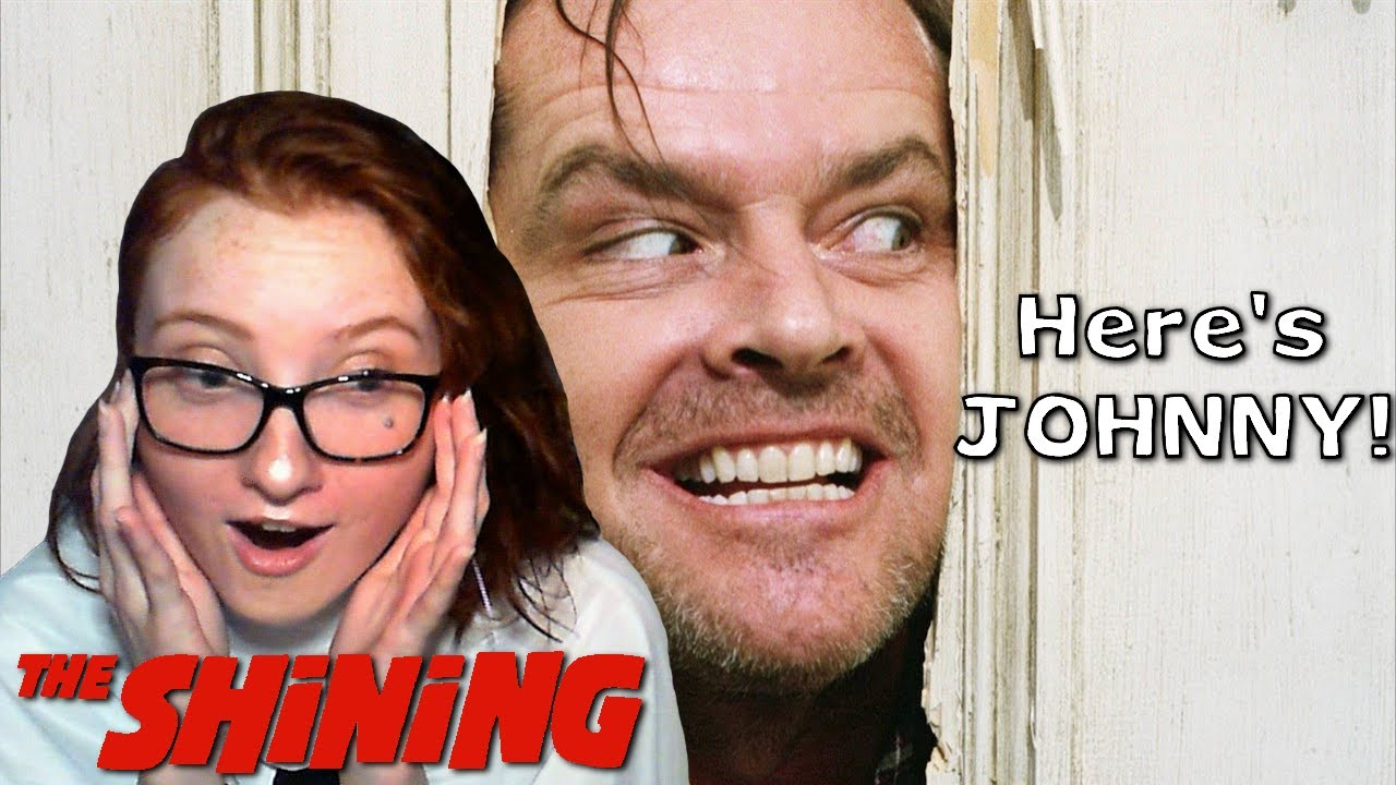 Download FIRST TIME WATCHING A HORROR MOVIE!   **THE SHINING (1980)**   René Reacts