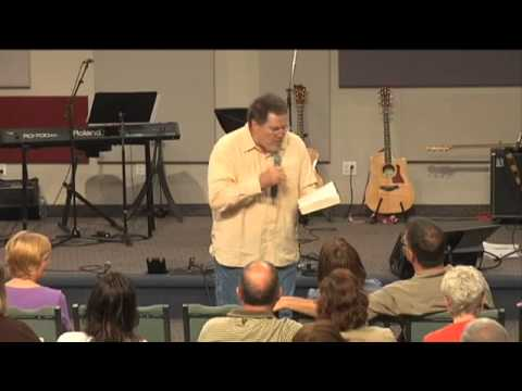Bobby Conner (20 August 2009) Spiritual Gifts Webcast