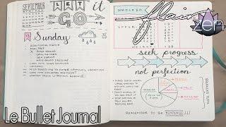 Le Bullet Journal ! avec Lucile, blogueuse La ptite noisette | FlairZen #2 sur ELLE Girl
