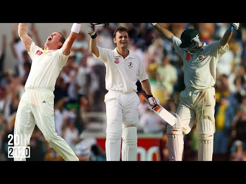 Full countdown of the best Test moments on Aussie soil since