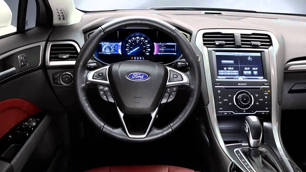 Ford Focus Interieur 2015 2015 Model Ford Mondeo Sw Tech Auto - Youtube