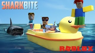 SHARKBITE and the shark RASTAFARI-Roblox