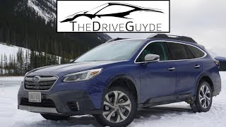 2020 Subaru Outback Review: The Best Outback Ever and the Best Modern Subaru