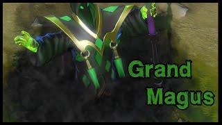 Dota 2 Mods   GRAND MAGUS!!