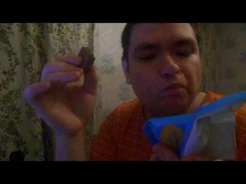 шоколад воздушный молочный пробуем