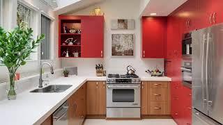 Ergonomic Modern Kitchen Interior Design - Best Interior Design Ideas
