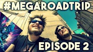 #MegaRoadTrip EP.2 - GENEVE / DIJON / STRASBOURG