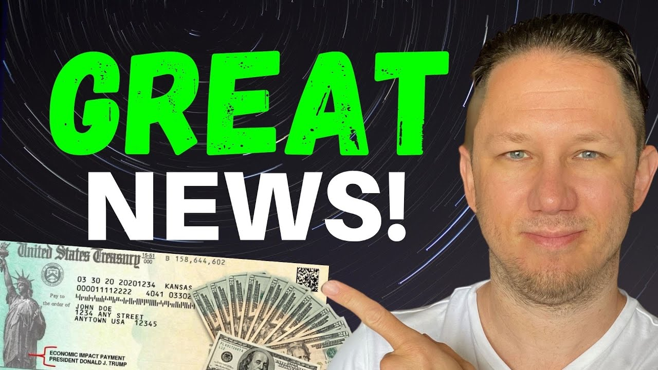 GREAT NEWS!!! Fourth Stimulus Check Update Today 2021 & Daily News