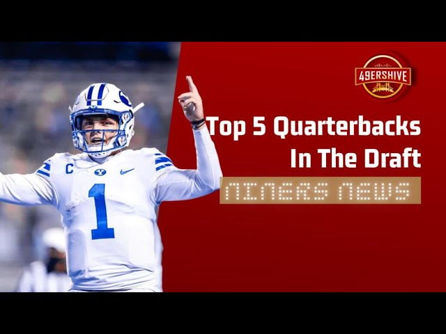 The 2nd-Best QB in the 2021 NFL Draft