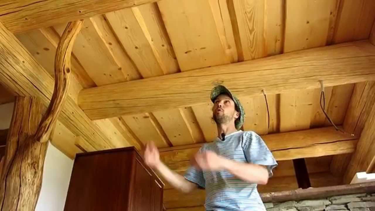 Dřevěné podhledy cena