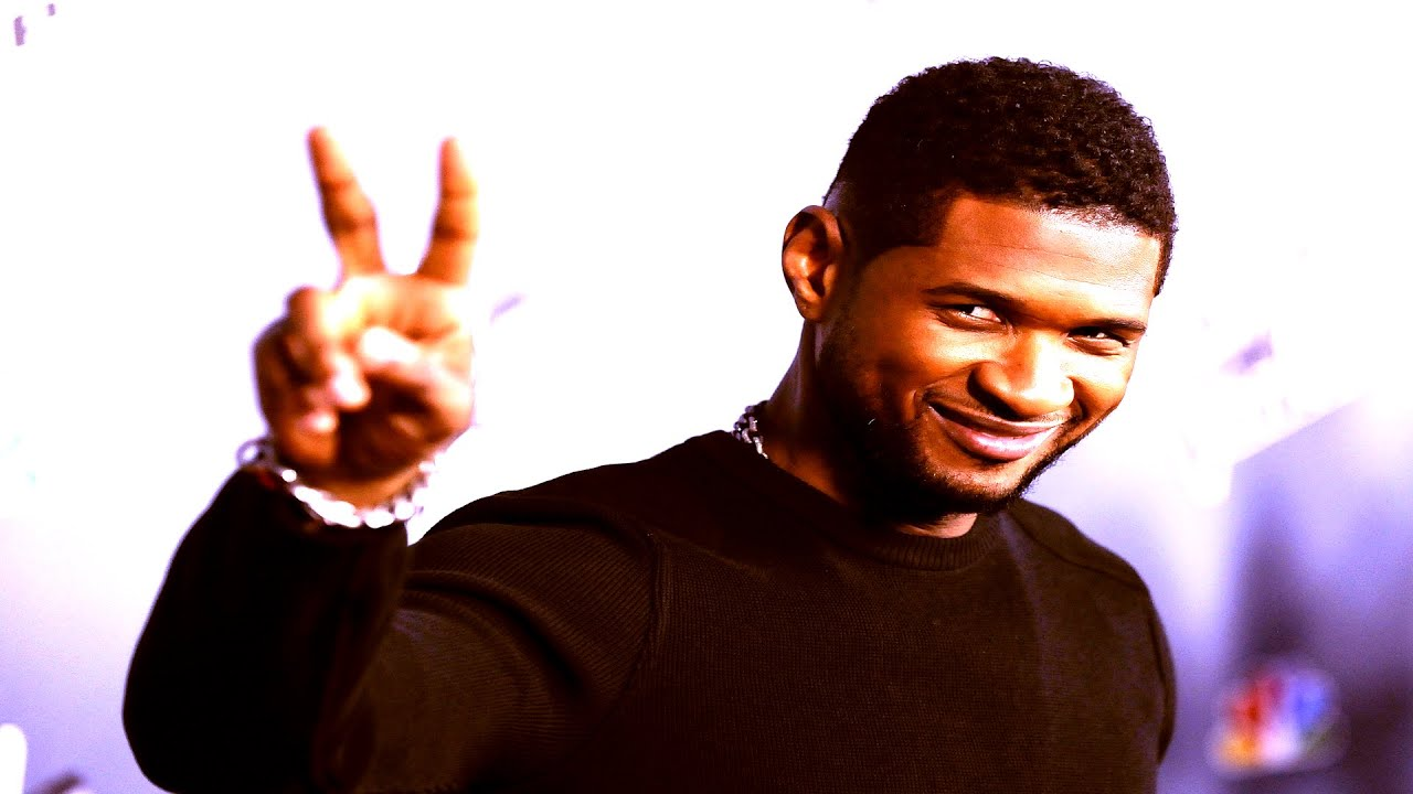 Download Usher - Dive   Music Video