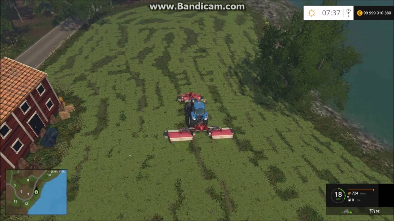 Farming Simulator Map Southwest Norway YouTube - Norway map farming simulator 2015