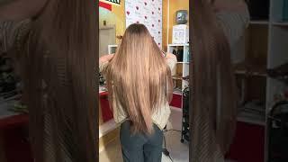 Ультразвуковое наращивание волос Челябинск
