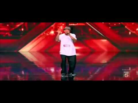 Nicole Scherzinger singing Young Homie by Chris Rene - X-Factor USA