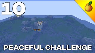 Peaceful Challenge #10: Digging Out The Spawn Chunks