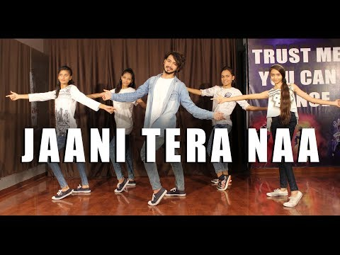 Jaani tera naa Dance video | Vicky Patel Choreography | Bollywood Hip Hop
