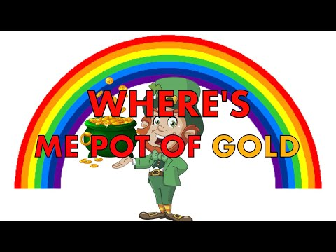 Where's me pot of gold workout | ST. Patricks day PE fitness game.