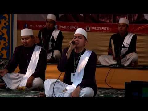 AL KAROMAH WONOAYU SIDOARJO FESBAN KETAPANRAME 2016 TRAWAS MOJOKERTO JUARA 3
