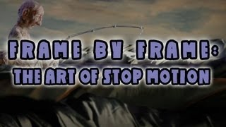 Frame By Frame: The Art Of Stop Motion   Off Book   PBS Digital Studios
