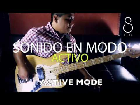 Sire V7 Swamp Ash 4 NT test with subtitles by Alvaro Sovero
