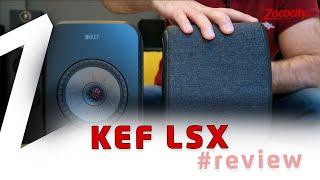Review altavoces KEF LSX. Lo más innovador de KEF.