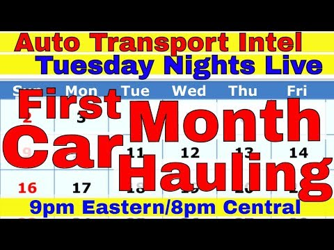 First Month In Car Hauling Business - Real World Auto Transport Advice