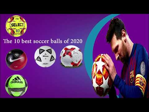 The 10 best soccer balls of 2020 review