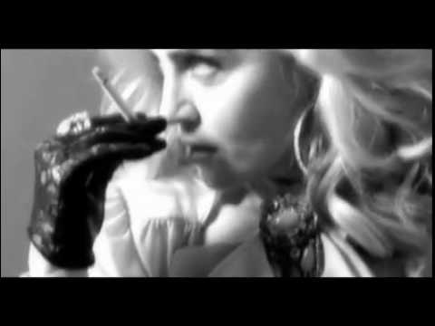 Madonna - Interview Magazine - Behind The Scenes