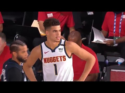 MPJ highlights against Orlando. 19 points (8/12) in 18 minutes plus 7 rebounds, 3 assists