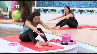 Ebru Şallı İle Pilates Egzersizleri 3.Bölüm