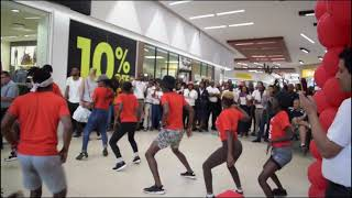 Airtel 4G Kitwe Promotion with Street Culture Dance Team 2