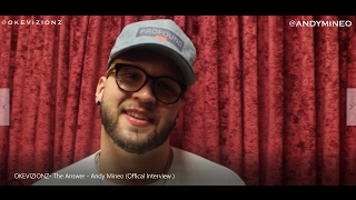 OKEVIZIONZ- The Answer - Andy Mineo (Offical Interview )