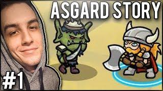 TRÓJKA WALECZNYCH BOHATERÓW! - Asgard Story #1