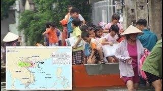 """Bão số 4: Các địa phương khẩn cấp """"cấm biển"""" ứng phó với bão"""