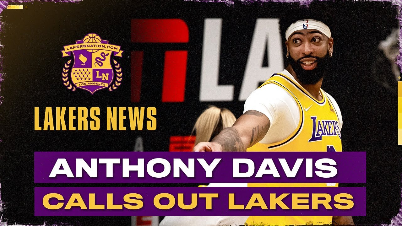 Lakers Rumors: Anthony Davis may start at power forward after all
