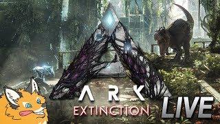 The Mek-tacular Idea! | ARK: Extinction | LIVE SERVER #019