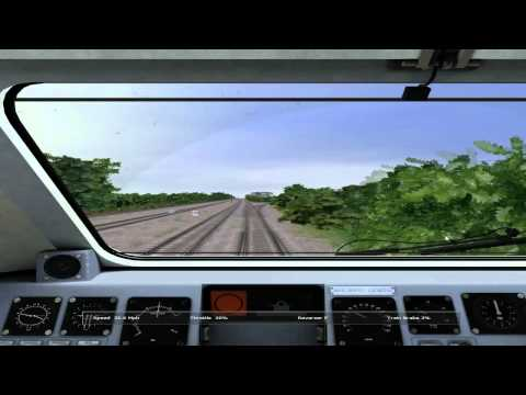 Midland mainline HST rail simulator HD |