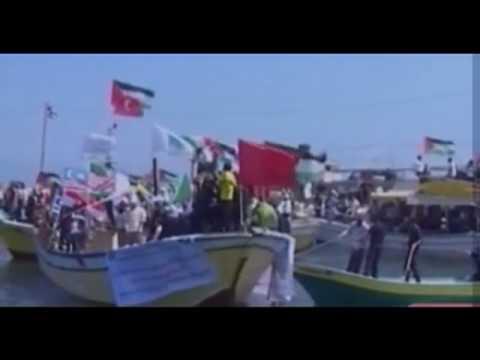 Israel Attacks Gaza Aid Fleet - Untukmu Palestin (Raihan).flv