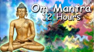 LONG MEDITATION - Om mantra 12 hour full night meditation with Tibetan Monks Chanting