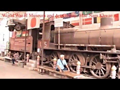 Kanchanaburi Town, World War II Museum and Art Gallery, Kanchanaburi Province,  Thailand  ( 46 )