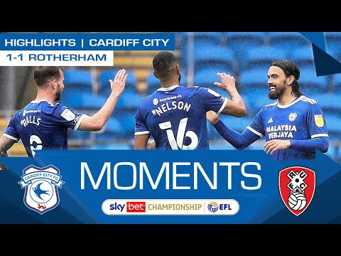 Cardiff Rotherham Goals And Highlights