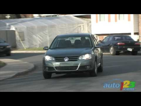 2009 Volkswagen Golf City review by Auto123.com