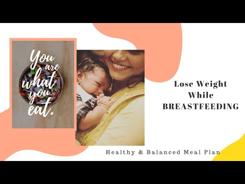 Lose Weight While Breastfeeding Youtube