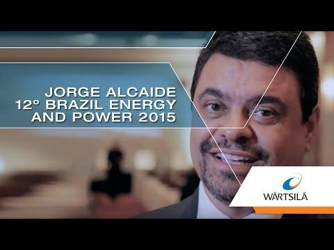 Jorge Alcaide - 12º Brazil Energy and Power 2015